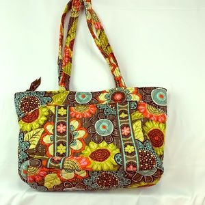 Vera Bradley Multicolored Handbag